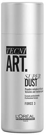 L''OREAL PROFESSIONNEL_Tecni Art Super Dust Volume And Texture Powder puder dodający objętości Force 3 7g