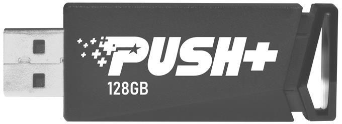 Patriot Push 128GB USB 3.2 chowany czarny