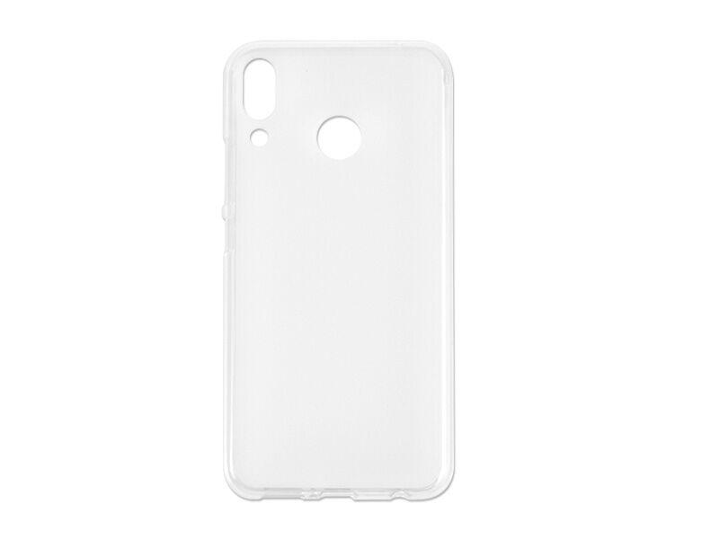 Asus Zenfone 5Z (ZS620KL) - etui na telefon FLEXmat Case - biały