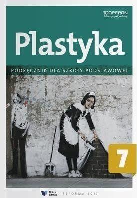 Plastyka SP 7 Podręcznik OPERON - praca zbiorowa