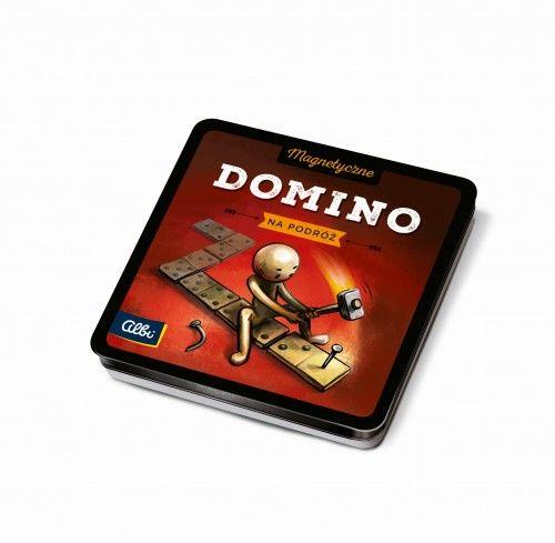 Domino magnetyczna gra podróżna Albi