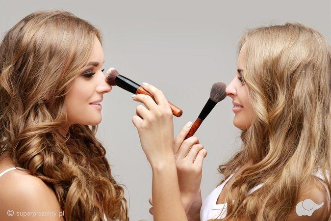 Kurs makijażu dziennego dla dwóch osób w Łodzi