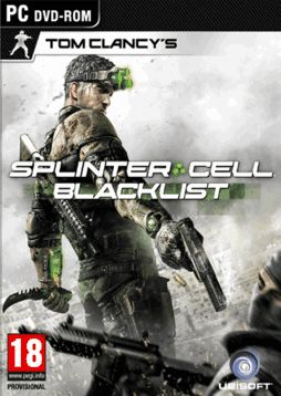 Tom Clancy''s Splinter Cell Blacklist Deluxe Edition (PC) klucz Uplay