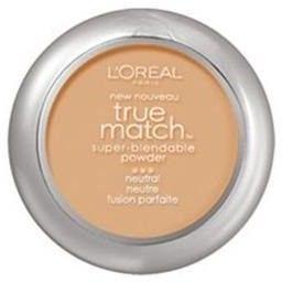 L''OREAL_True Match Powder puder prasowany N4 9g