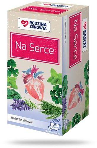 Rodzina Zdrowia Herbatka Na Serce 20 saszetek