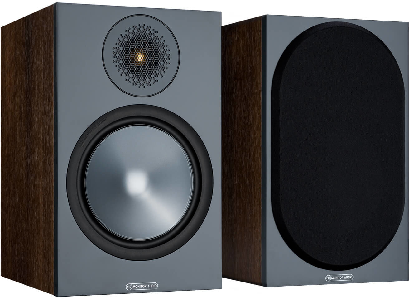Monitor Audio Bronze 6G 100 Walnut - Kolumna podstawkowa - Salon Warszawa - Raty 0% - Dostawa 0zł -