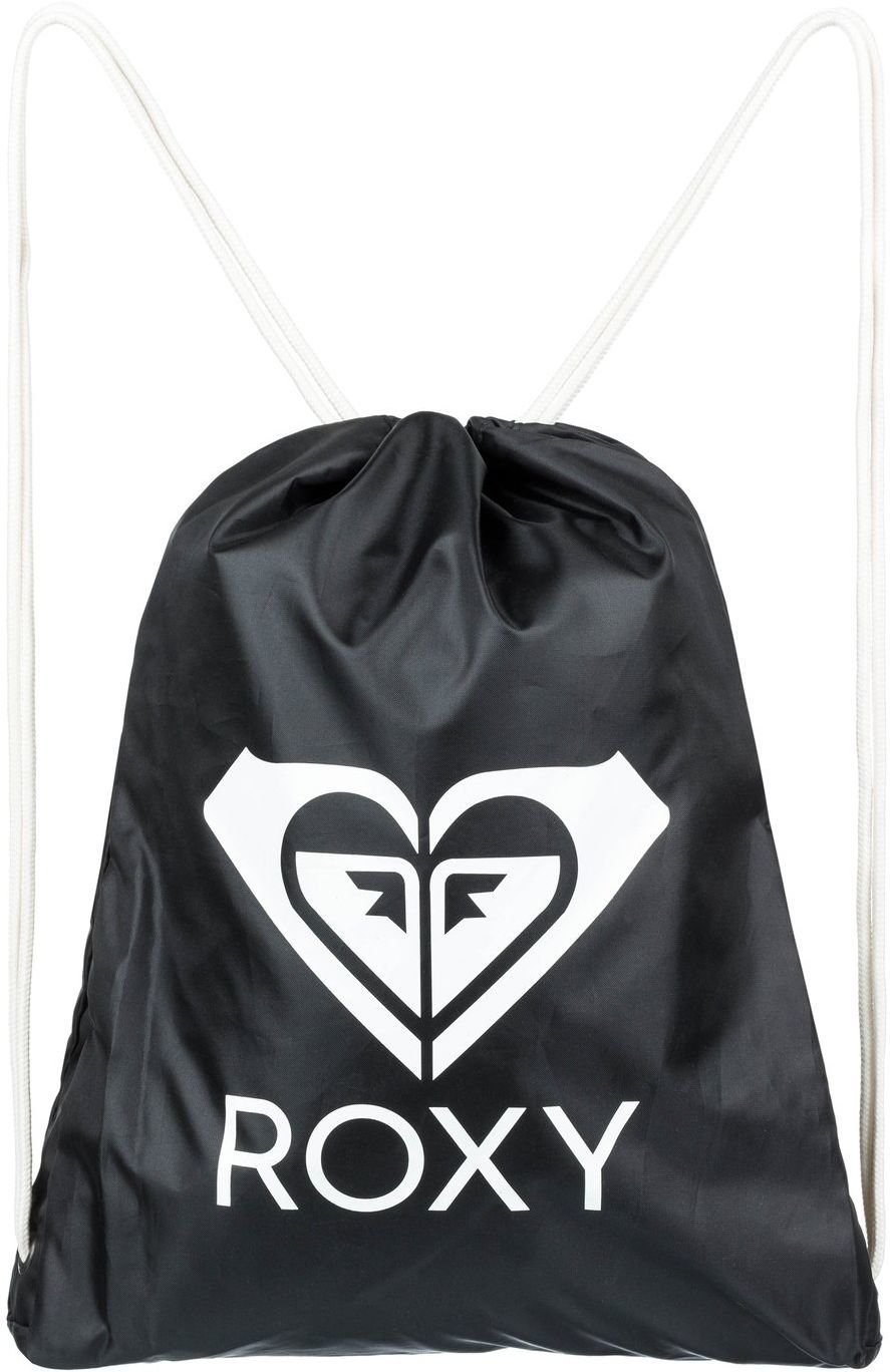 worek sportowy ROXY LIGHT AS A FEATHER True Black - KVJ0
