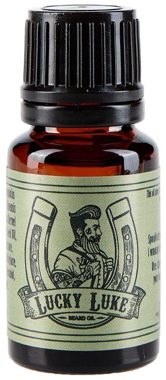 Pan Drwal olejek do brody Lucky Luke 10 ml
