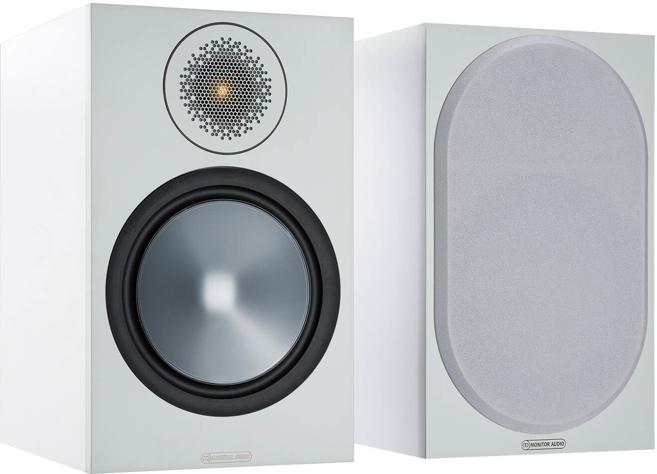 Monitor Audio Bronze 6G 100 White - Kolumna podstawkowa - Salon Warszawa - Raty 0% - Dostawa 0zł -