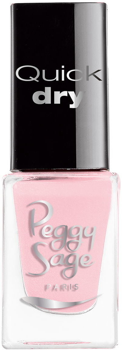 PEGGY SAGE - Lakier do paznokci Quick dry - color Carole 5ml - ( ref.5248 )