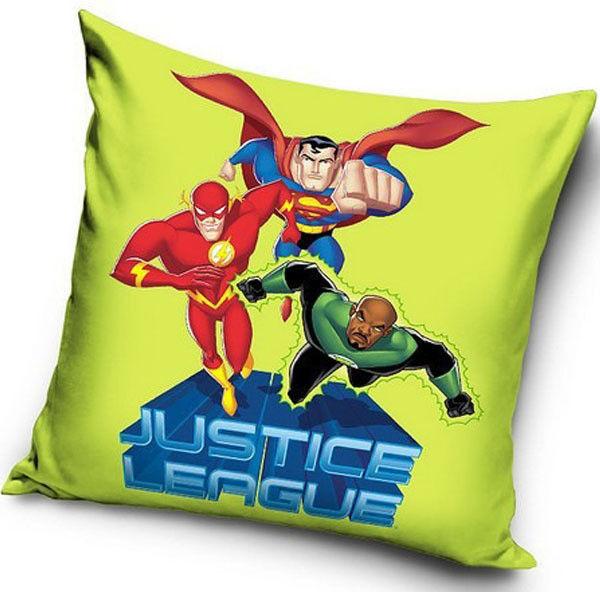 Poduszka Batman Superman Liga Sprawiedliwych JL8002 45x45 cm Zestaw