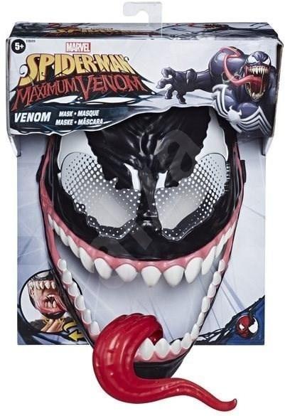 Maska Spider-Man Maximum Venom ZAKŁADKA DO KSIĄŻEK GRATIS DO KAŻDEGO ZAMÓWIENIA