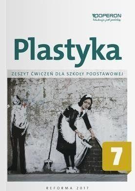 Plastyka SP 7 Zeszyt ćwiczeń OPERON - Piotr Florianowicz