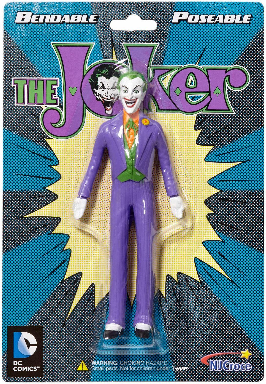 The Joker Classic 5.5 Bendable Figure