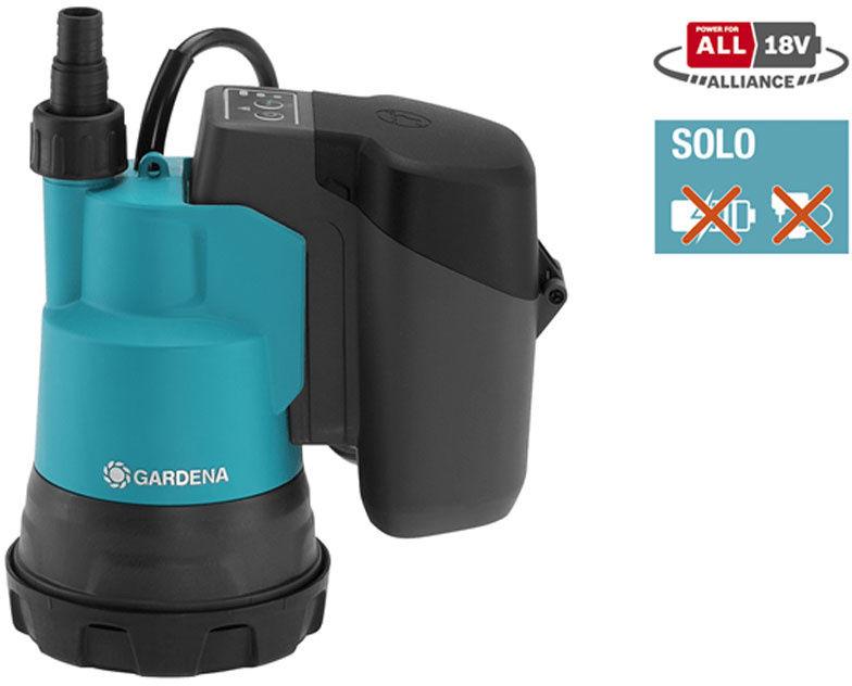 Gardena 2000/2 18V P4A - 14600-55 - Bezprzewodowa pompa do czystej wody