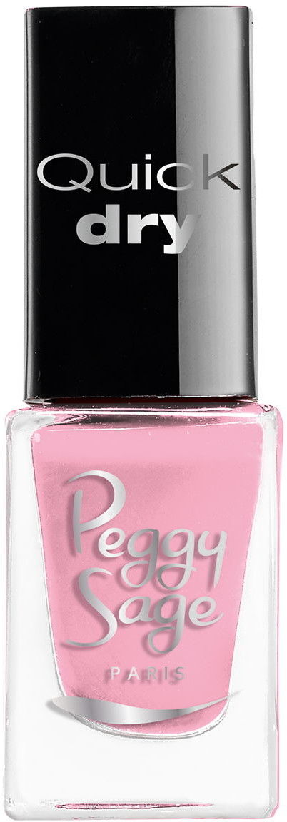 PEGGY SAGE - Lakier do paznokci Quick dry - color Domy 5ml - ( ref.5247 )