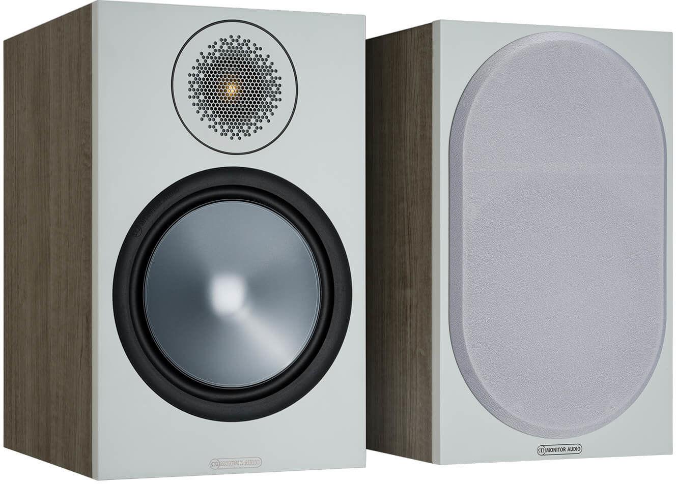 Monitor Audio Bronze 6G 50 Urban Grey - Kolumna podstawkowa - Salon Warszawa - Raty 0% - Dostawa 0zł -