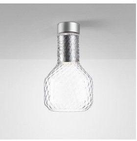 Plafon Modern Glass Barrel GU10 TR 40413 Aqform