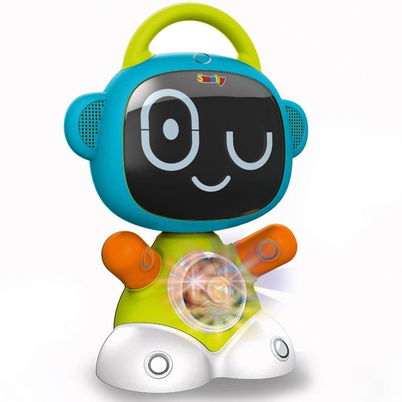 Smoby Smart Interaktywny Robot Edukacyjny WERSJA PL LK