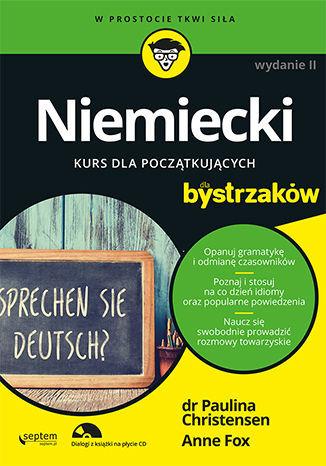 Niemiecki dla bystrzaków. Wydanie II - Ebook.