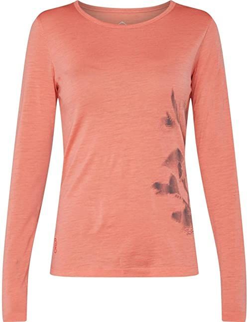 McKINLEY damska koszulka Curra, czarna, XS