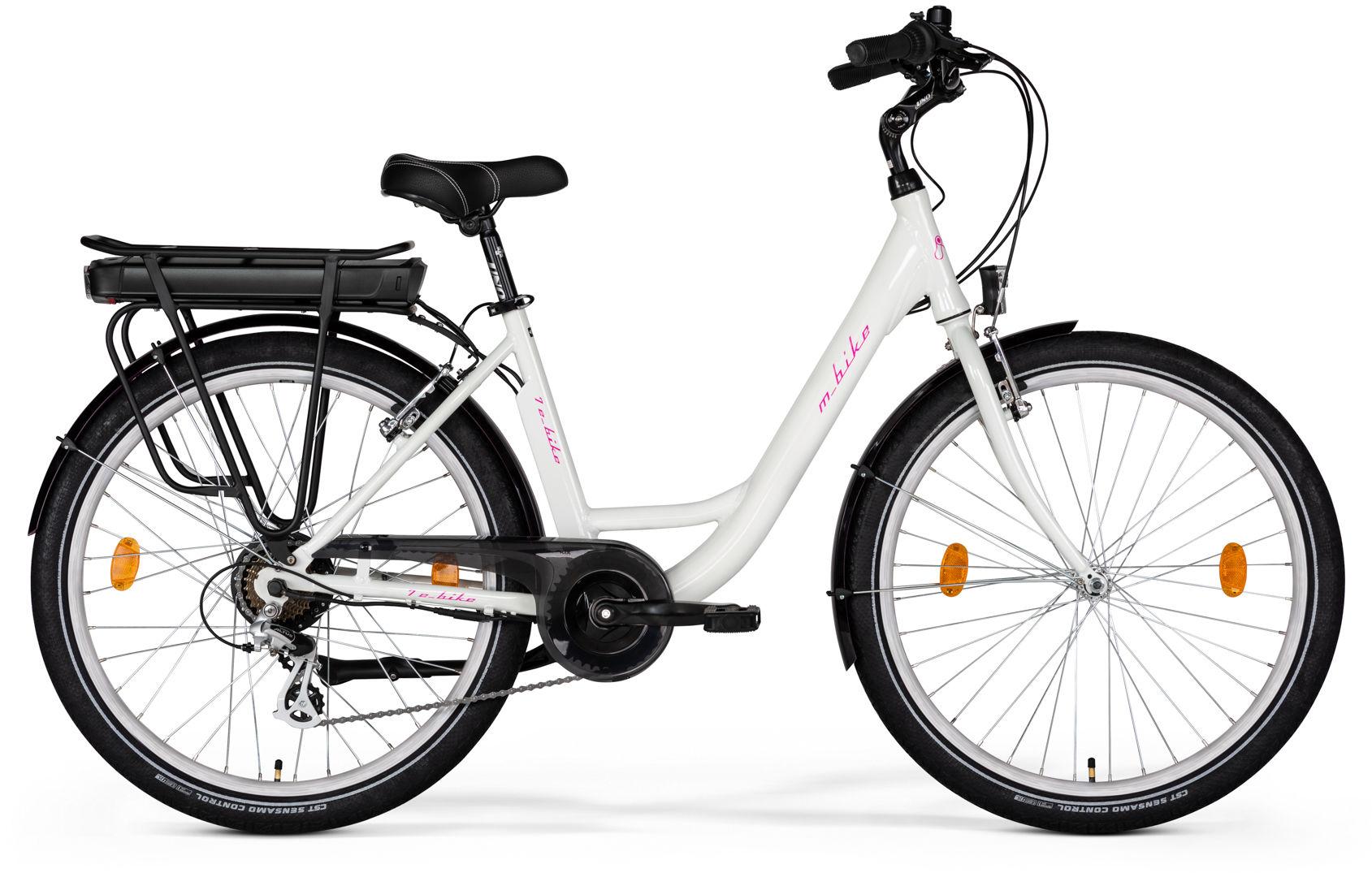 """Rower elektryczny M_Bike 7 E-BIKE 26"""" 2021"""