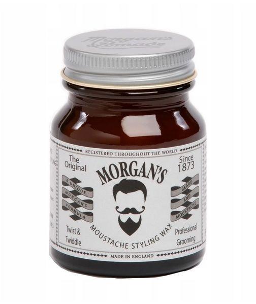 Morgan''s Moustache Styling Wax wosk do stylizacji wąsów 50 g