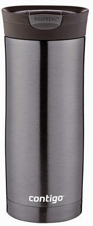Kubek termiczny Contigo Huron 470 ml Gunmetal