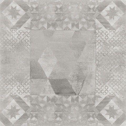 Gres Nord Ceram Uphill Light Grey Decor 60x60