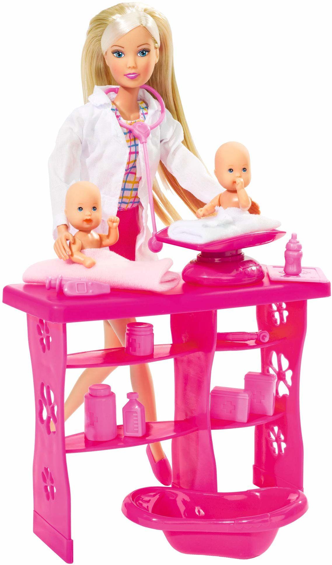 Simba 105732608 Sl Steffi Pediatra 105732608