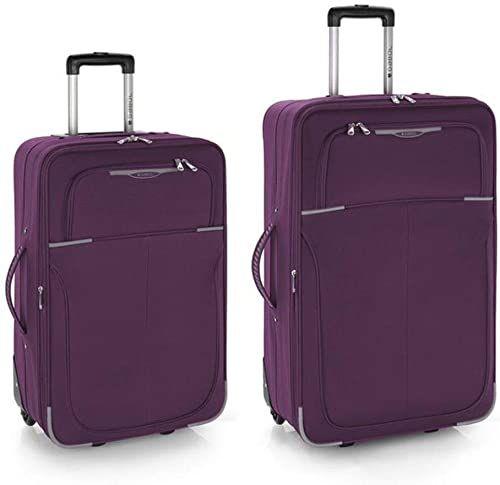 Gabol Malasia walizka, 77 cm, ciemny fiolet (fioletowy) - 113305029