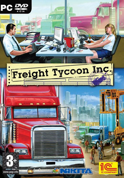 Freight Tycoon Inc. (PC) Klucz Steam