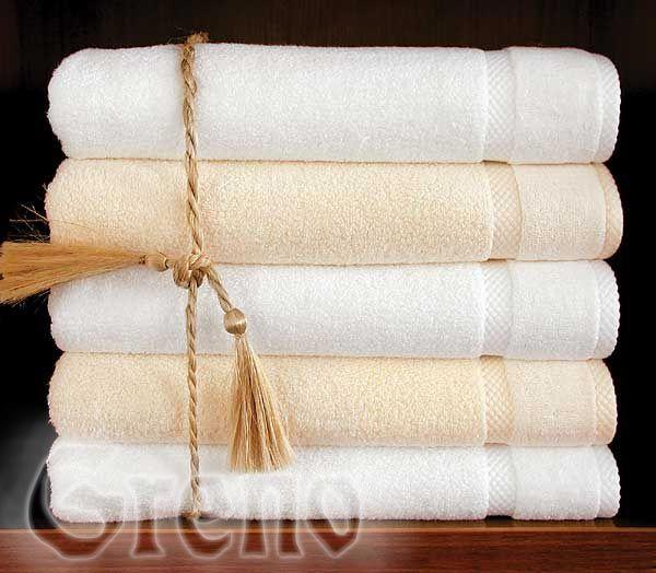 Ręcznik 50x90 Greno Wellness - włókno bambusowe