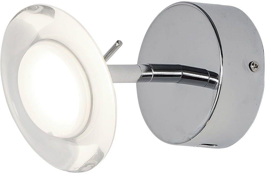 Lampa ścienna ELLIPSE nowoczesna ML308 Milagro  SPRAWDŹ RABATY  5-10-15-20 % w koszyku
