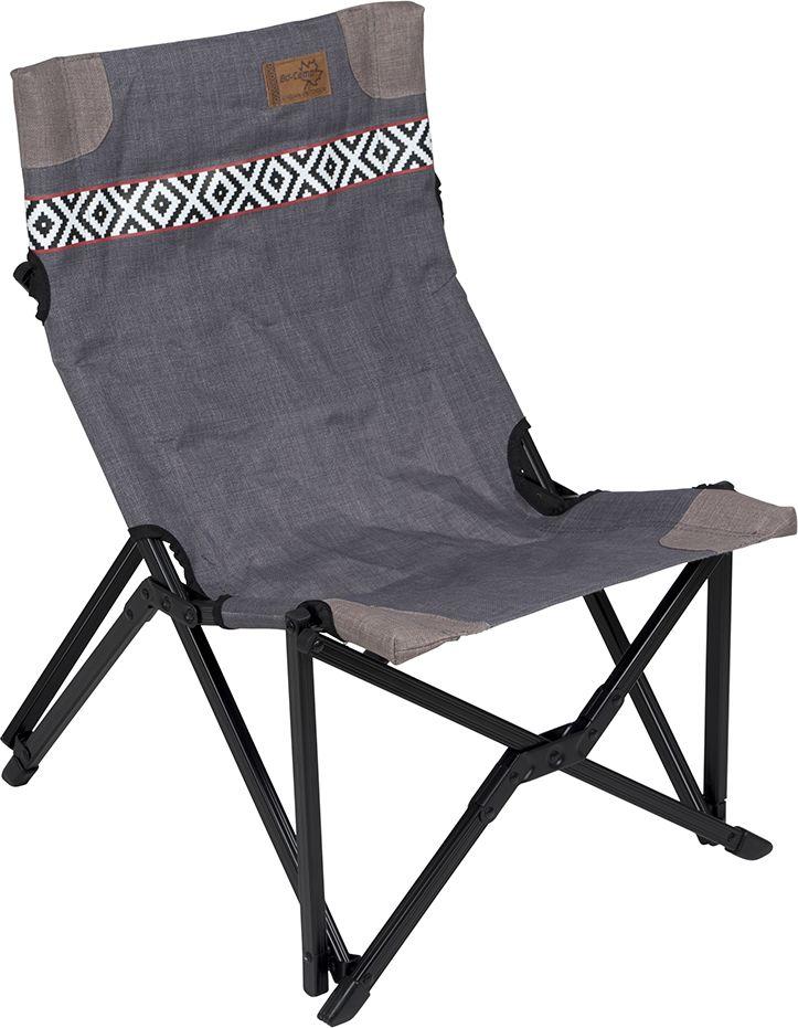 Krzesło kempingowe Brooklyn Szary