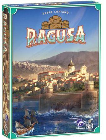 Ragusa (edycja polska) Fishbone Games
