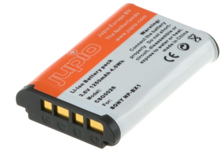 JUPIO Akumulator NP-BX1 Sony