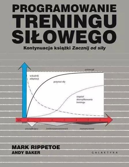 Programowanie treningu siłowego - Mark Rippetoe