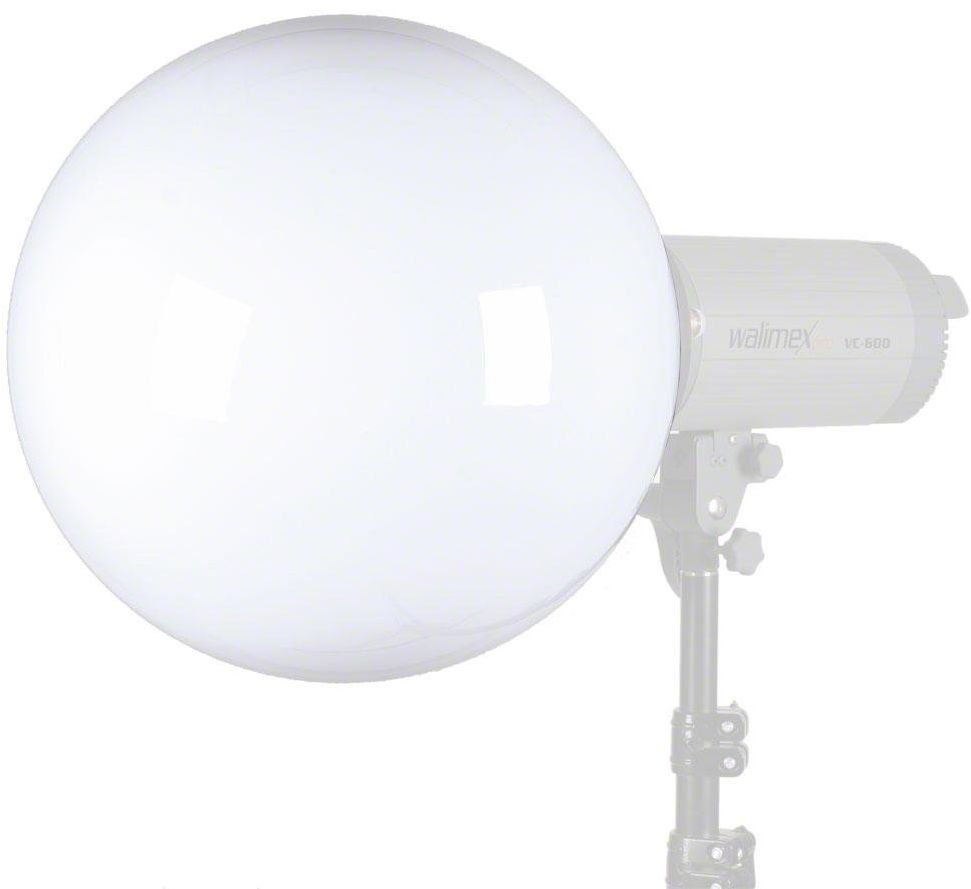 Walimex uniwersalny dyfuzor sferyczny 40 cm do Multiblitz V