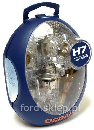 zestaw żarówek H7 standard CLKM - OSRAM
