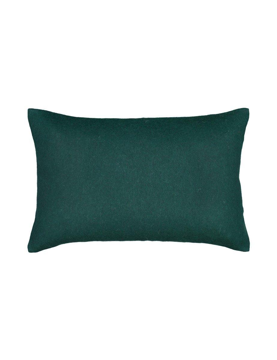 Poduszka wełniana Elvang Classic Evergreen