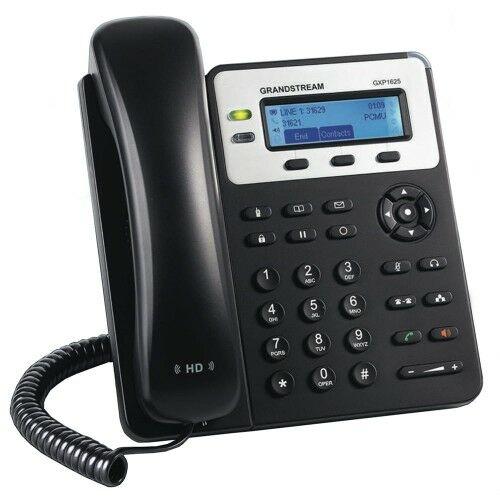 GXP1625 HD Telefon VoIP, 2 konta SIP, POE - Grandstream