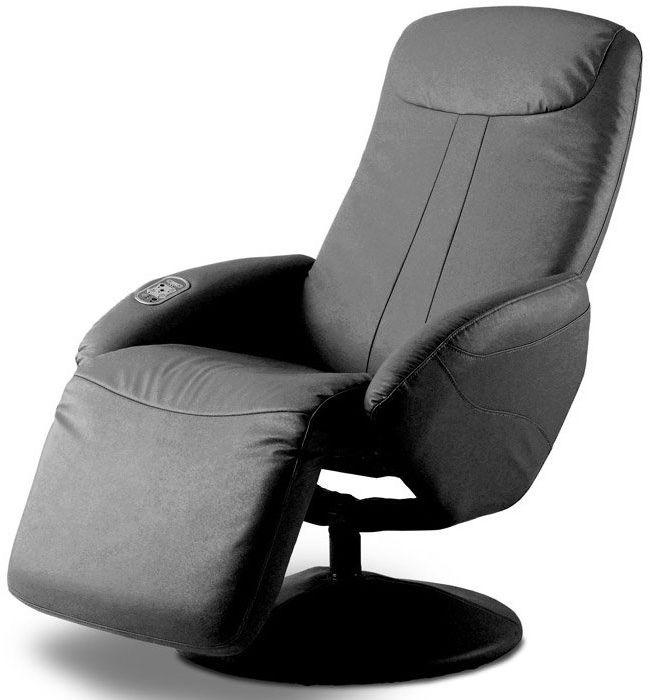 Fotel do masażu Capri M111N BH Fitness Czarny