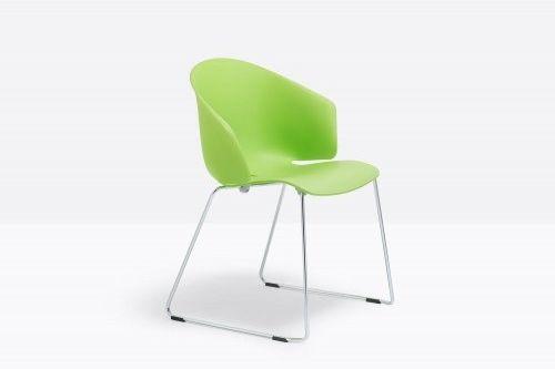 Pedrali Krzesło Grace Zielony