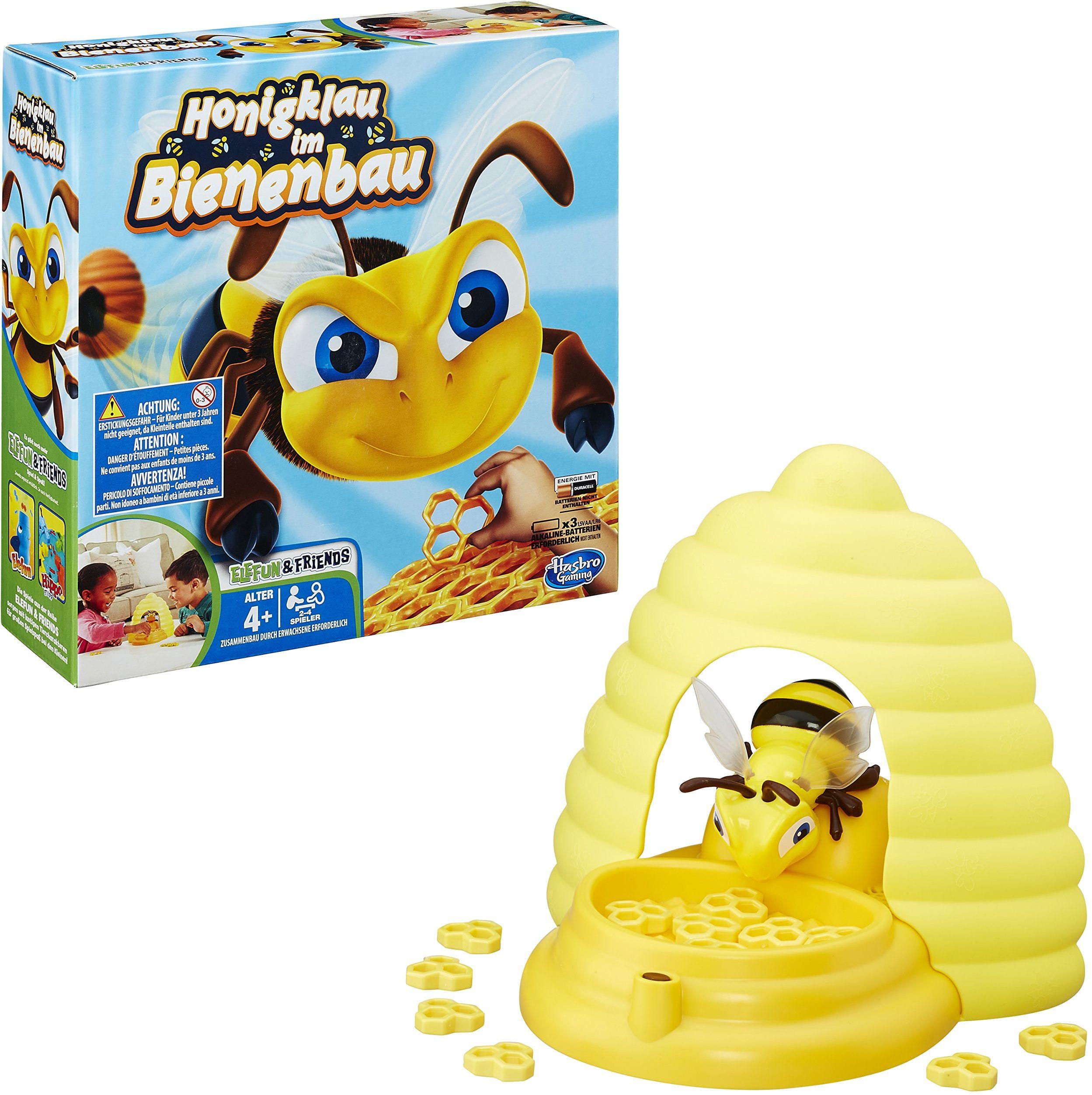 Hasbro Spiele B5355100  klau miodowy w pszczelarstwie, przedszkola