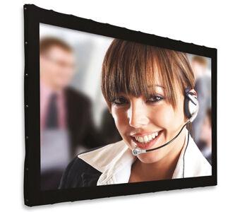 Ekran Ramowy Adeo FramePro Front Buttons Vision Fold 350x204 Format 16:9+ UCHWYTorazKABEL HDMI GRATIS !!! MOŻLIWOŚĆ NEGOCJACJI  Odbiór Salon WA-WA lub Kurier 24H. Zadzwoń i Zamów: 888-111-321 !!!