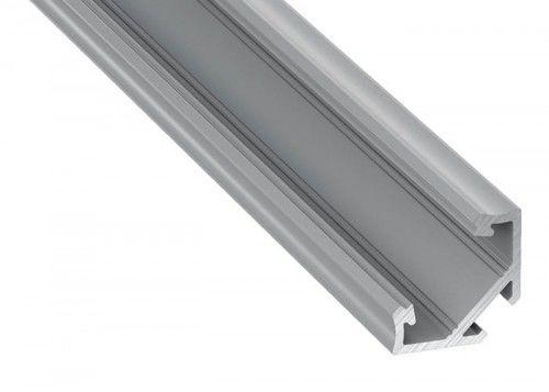 PROFIL typ C 2m srebrny anodowany narożny