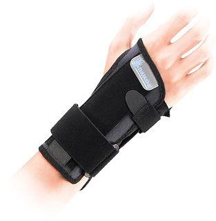 Ultra-LEKKA orteza DWUszynowa nadgarstka i dłoni (Dynastab Dual)