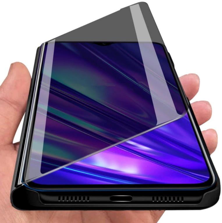 Etui Clear View do Samsung Galaxy A12