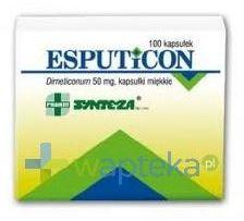 Esputicon 50mg - 100 kapsułek